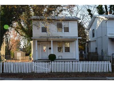 Richmond Single Family Home For Sale: 1417 Williamsburg Road