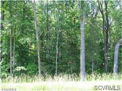 Hanover County Residential Lots & Land For Sale: Spring Creek Lane