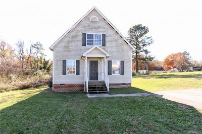 Richmond VA Single Family Home Sold: $90,000