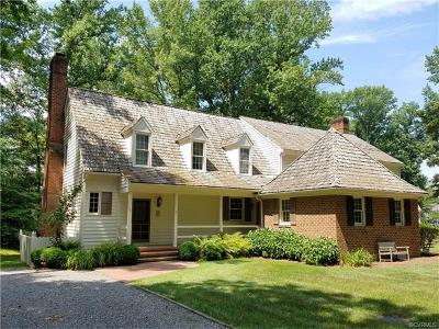 Weems VA Single Family Home For Sale: $354,000