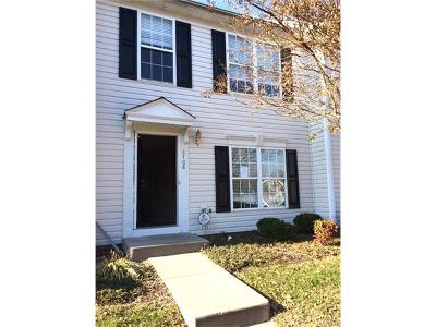 Henrico Condo/Townhouse For Sale: 8708 Springwater Drive #8708