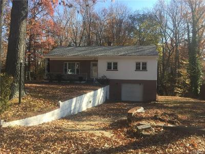 Hopewell VA Single Family Home For Sale: $169,950
