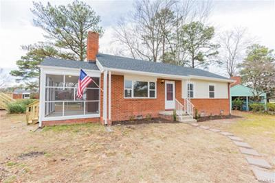 Henrico Single Family Home For Sale: 8951 Three Chopt Road