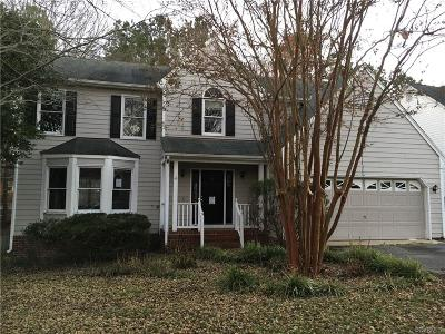 Glen Allen Single Family Home For Sale: 6217 Winsted Court