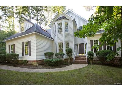 Richmond Single Family Home For Sale: 10200 Uppingham Court