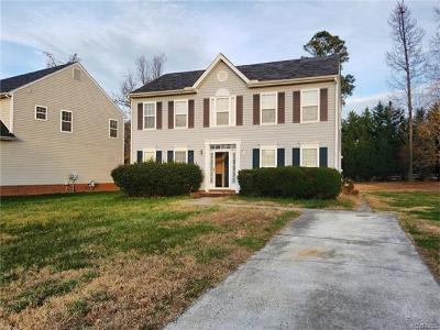 Richmond Single Family Home For Sale: 5413 Van Avenue