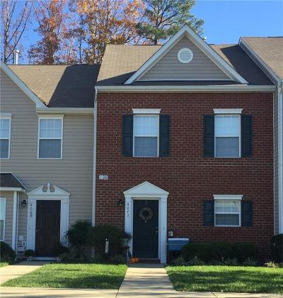Chesterfield County Rental For Rent: 4073 Trisha Trail