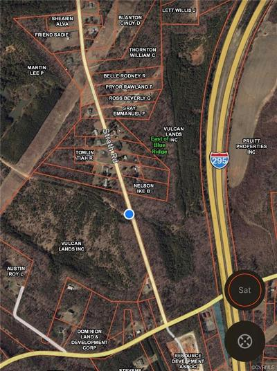 Henrico Residential Lots & Land For Sale: Strath Road