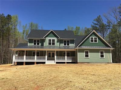 Hanover County Single Family Home For Sale: 15411 Crowning Brook Lane