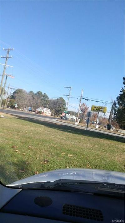 Henrico County Residential Lots & Land For Sale: 5213 Nine Mile Road