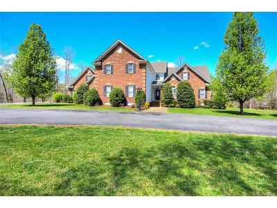 Chesterfield Single Family Home For Sale: 11736 Winterpock Road