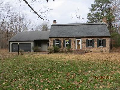 Henrico Single Family Home For Sale: 7056 Mosswood Road