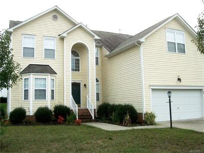 Midlothian VA Single Family Home For Sale: $325,000