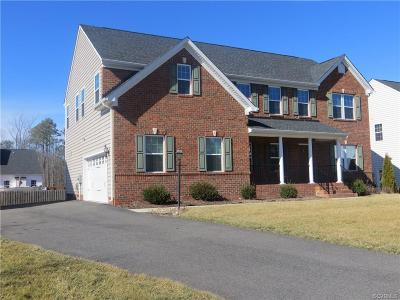 Henrico County Single Family Home For Sale: 4320 Faddenstone Drive
