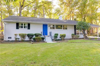 Richmond Single Family Home For Sale: 8435 Abbey Road