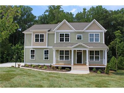 New Kent Single Family Home For Sale: 7935 Patriots Landing Place