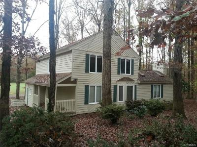 Chesterfield County Rental For Rent: 13800 Sterlings Bridge Road