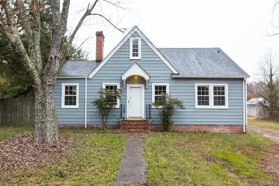 Richmond Single Family Home For Sale: 2426 Clearfield Street