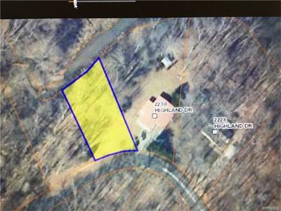 Powhatan Residential Lots & Land For Sale: 0000 Highland Drive