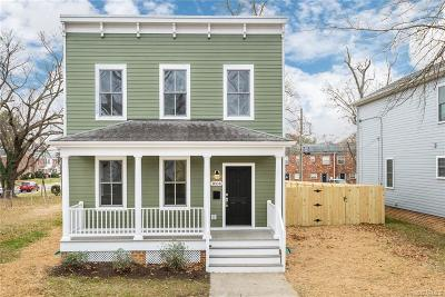 Richmond Single Family Home For Sale: 1804 Boston Avenue