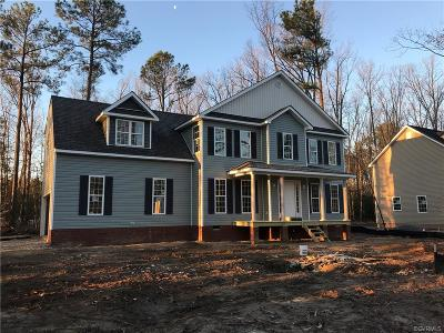 Henrico Single Family Home For Sale: 1609 Main Boulevard