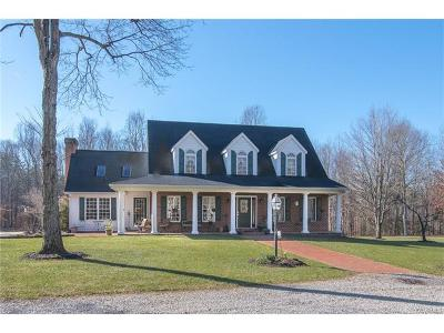 Farmville Single Family Home For Sale: 830 Guinea Road