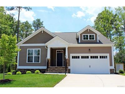 Midlothian Single Family Home For Sale: 14224 Ashmill Drive