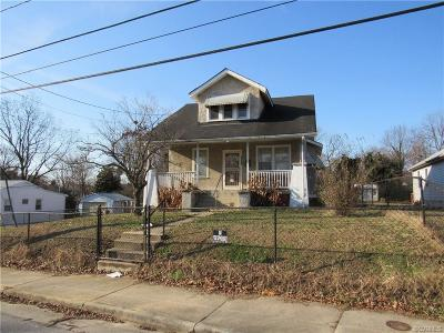 Petersburg Single Family Home For Sale: 1310 Baylors Lane