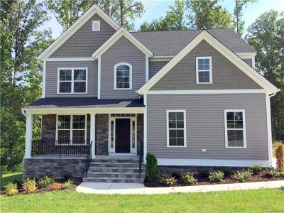 Midlothian Single Family Home For Sale: 14619 Lavenham Lane