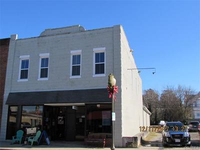 Commercial For Sale: 215 South Main Street