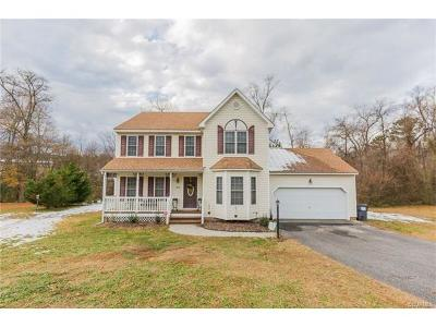 Chester Single Family Home For Sale: 3818 Bethesda Court