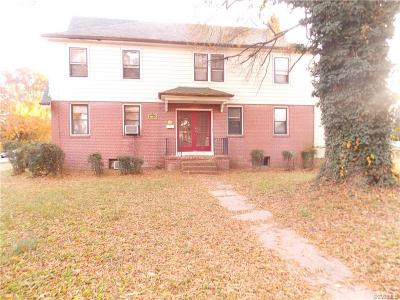 Richmond Rental For Rent: 1022 West 48th Street
