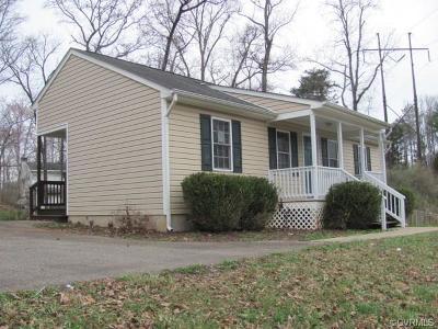 Powhatan County Single Family Home For Sale: 2406 Ocala Drive
