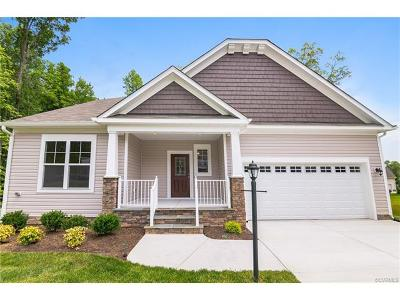 Midlothian Single Family Home For Sale: 00000 New Gale Drive Court