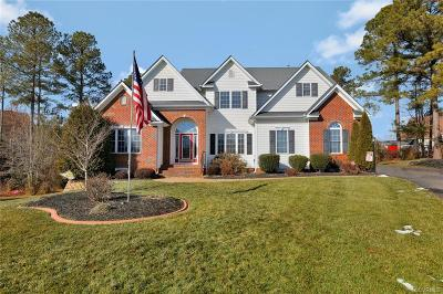 Chesterfield County Single Family Home For Sale: 4836 Glenmorgan Court