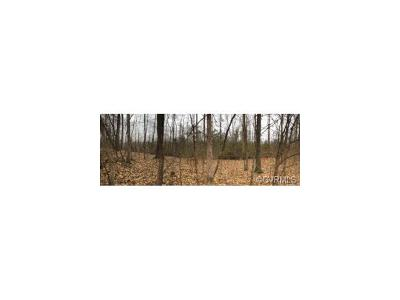 Amelia Courthouse VA Residential Lots & Land For Sale: $39,000