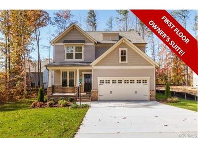 Henrico County Single Family Home For Sale: 5066 Maben Hill Road