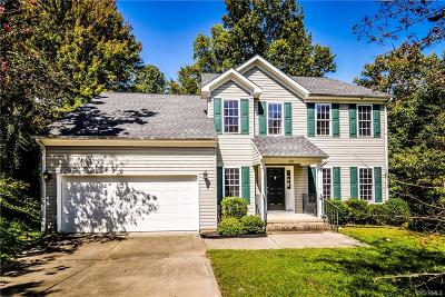 Williamsburg Single Family Home For Sale: 205 Haymaker Place