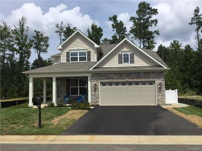 New Kent Single Family Home For Sale: 8126 West Lord Botetourt Loop