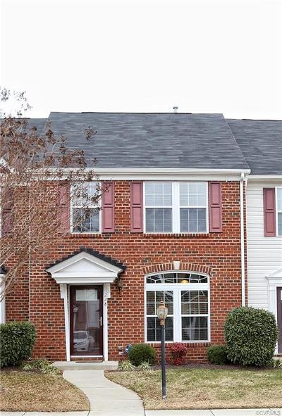 Henrico Rental For Rent: 228 Bay Coat