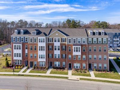 Richmond Condo/Townhouse For Sale: 4204 Bon Secours Parkway #B