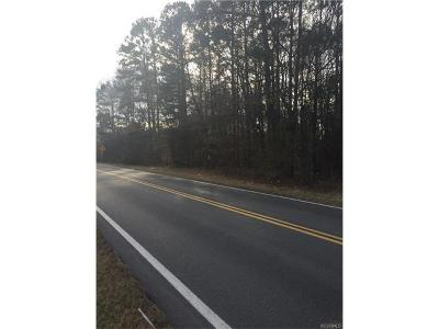Chesterfield County Residential Lots & Land For Sale: 4850 Turner Road