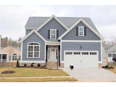 Midlothian Single Family Home For Sale: 14530 Forest Row Trail