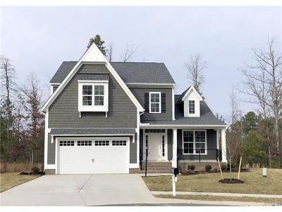 Midlothian Single Family Home For Sale: 14012 Ashmill Drive