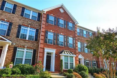 Henrico Condo/Townhouse For Sale: 3828 Fish Pond Lane #3828