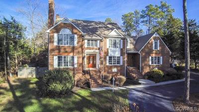 Hanover County Single Family Home For Sale: 3484 Rockhill Road