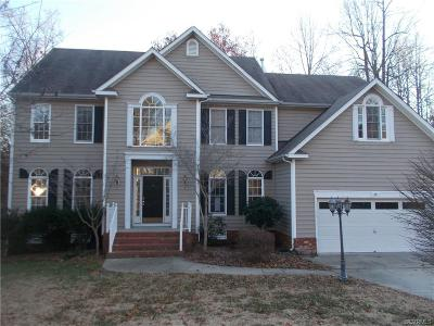 Mechanicsville Single Family Home For Sale: 11000 Milestone Drive