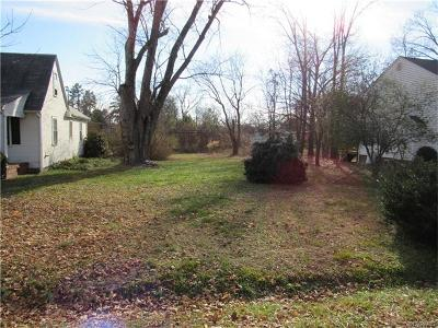 Henrico County Residential Lots & Land For Sale: 403 Wilmer Avenue