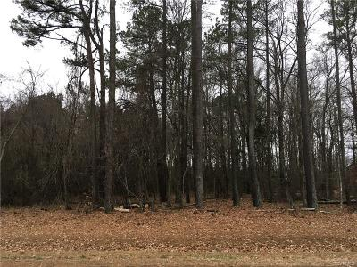 Henrico Residential Lots & Land For Sale: 8810 Buffin Road