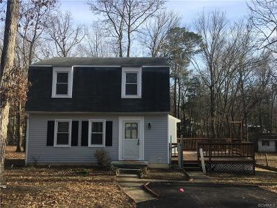 Chesterfield Single Family Home For Sale: 5253 Rollingway Road
